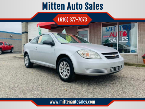 2010 Chevrolet Cobalt for sale at Mitten Auto Sales in Holland MI