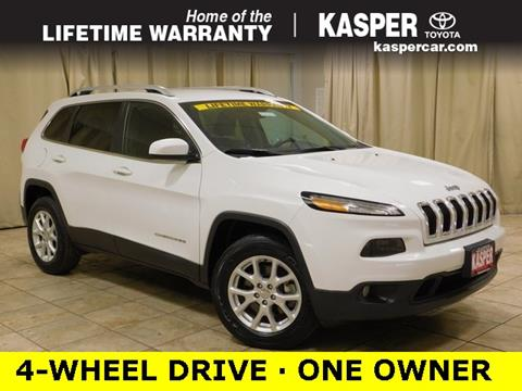 2017 Jeep Cherokee for sale in Sandusky, OH