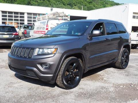 2015 Jeep Grand Cherokee for sale in Glenshaw, PA