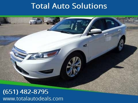 2010 Ford Taurus for sale in Little Canada, MN