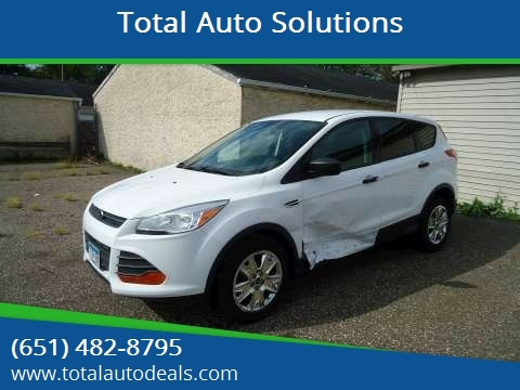 Total Auto Solutions >> Total Auto Solutions Little Canada Mn Inventory Listings