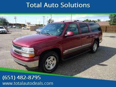 Total Auto Solutions >> Total Auto Solutions Car Dealer In Little Canada Mn