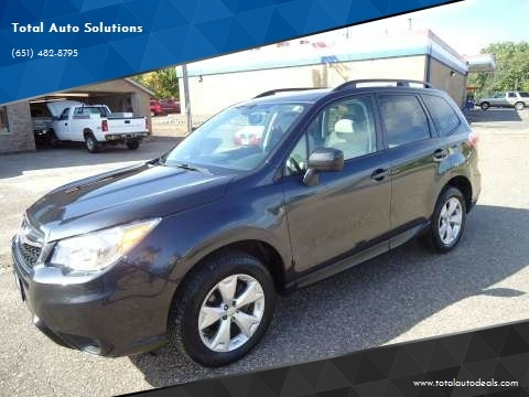 2016 Subaru Forester for sale in Little Canada, MN