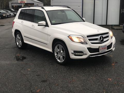 2015 Mercedes-Benz GLK for sale at HYANNIS FOREIGN AUTO SALES in Hyannis MA