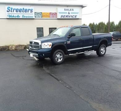 2007 Dodge Ram Pickup 2500 for sale in Queensbury, NY