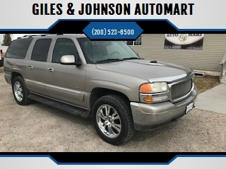 2001 GMC Yukon XL for sale in Idaho Falls, ID