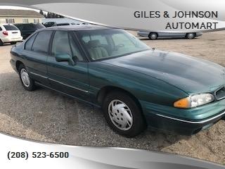 1998 Pontiac Bonneville for sale in Idaho Falls, ID