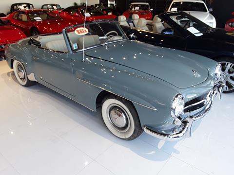 1957 Mercedes-Benz 190-Class for sale in Miami Beach, FL