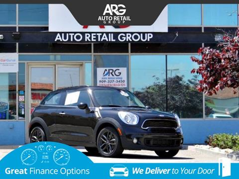 2013 MINI Paceman for sale in Rialto, CA