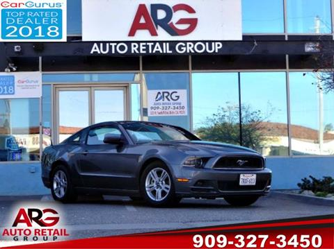 2014 Ford Mustang for sale in Rialto, CA