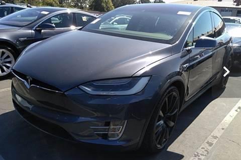 2016 Tesla Model X for sale in San Diego, CA