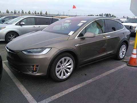 2016 Tesla Model X for sale in San Diego, CA