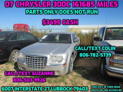 2007 Chrysler 300 for sale at West Texas Consignment in Lubbock TX
