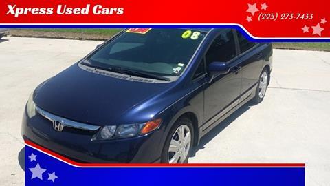 2008 Honda Civic for sale in Baton Rouge, LA