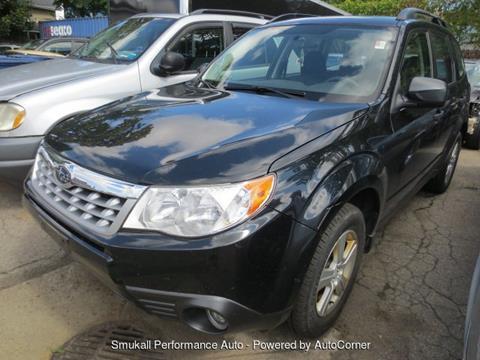 2013 Subaru Forester for sale in Buffalo, NY