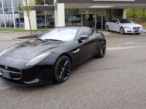 2019 Jaguar F-TYPE for sale in Exeter, NH