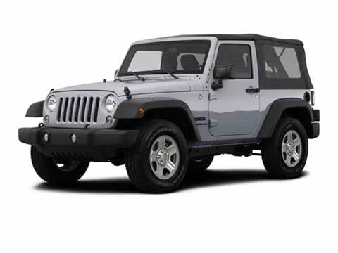 2017 Jeep Wrangler for sale in Exeter, NH