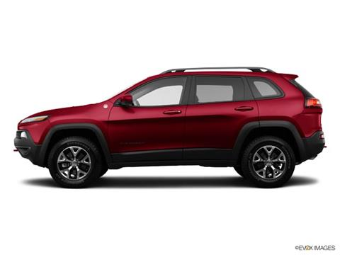 2014 Jeep Cherokee for sale in Exeter, NH