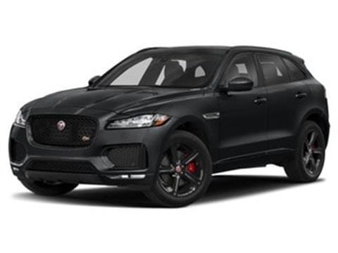 2020 Jaguar F-PACE for sale in Exeter, NH