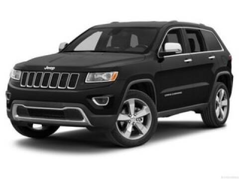2016 Jeep Grand Cherokee for sale at JAGUAR EXETER in Exeter NH