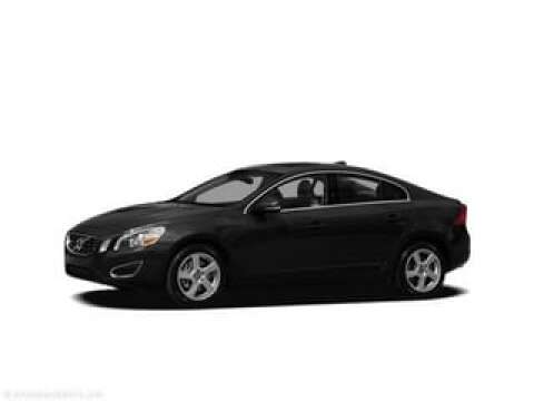 2012 Volvo S60 T6 for sale at JAGUAR EXETER in Exeter NH