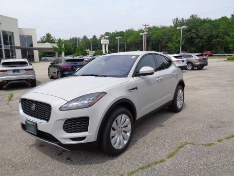 2019 Jaguar E-PACE P250 S for sale at JAGUAR EXETER in Exeter NH
