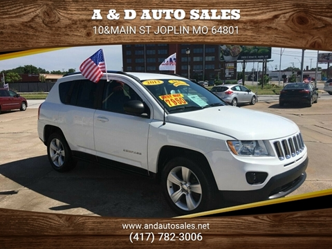 2013 Jeep Compass for sale in Joplin, MO