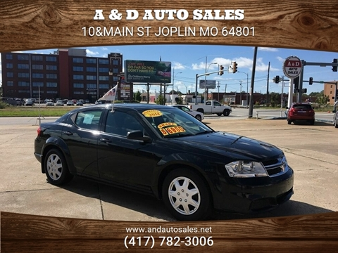 2014 Dodge Avenger for sale in Joplin, MO