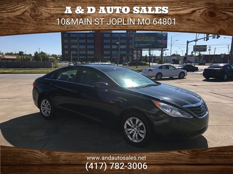 2013 Hyundai Sonata for sale in Joplin, MO