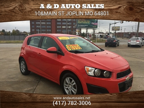used chevrolet sonic for sale in neosho mo carsforsale com carsforsale com