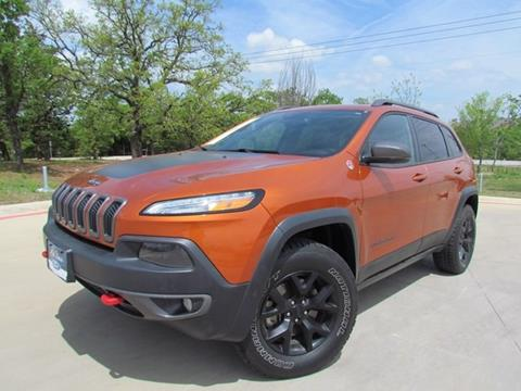 2015 Jeep Cherokee for sale in Denton, TX