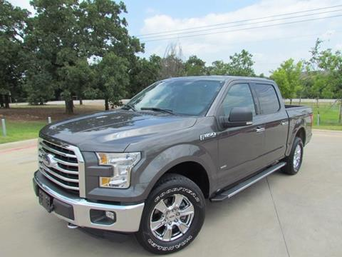 2016 Ford F-150 for sale in Denton, TX