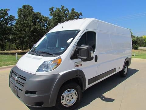 2018 RAM ProMaster Cargo for sale in Denton, TX