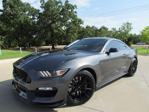 2016 Ford Mustang for sale in Denton, TX
