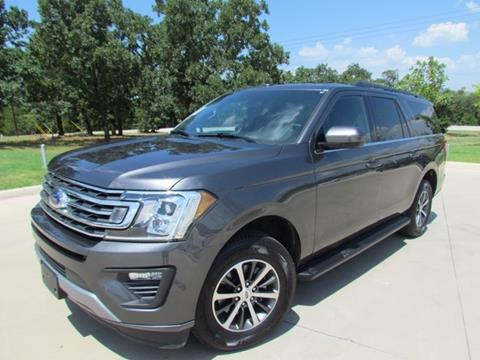 2019 Ford Expedition MAX for sale in Denton, TX