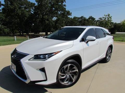 2019 Lexus RX 350L for sale in Denton, TX