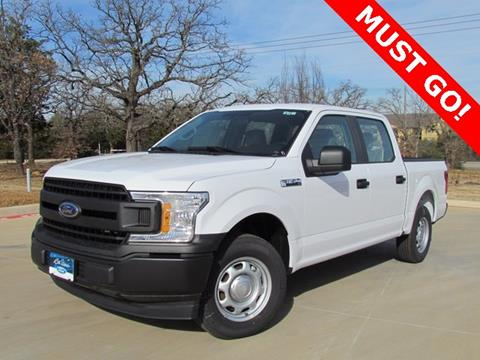 2018 Ford F-150 for sale in Denton, TX