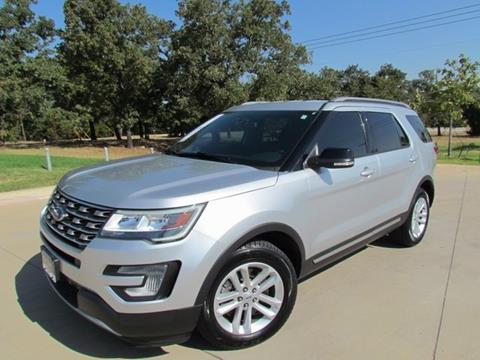 2017 Ford Explorer for sale in Denton, TX