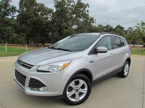 2016 Ford Escape for sale in Denton, TX