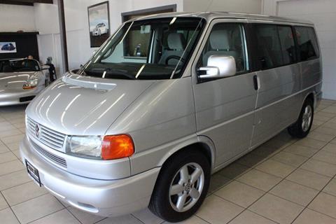 2003 Volkswagen EuroVan for sale in Edmonds, WA