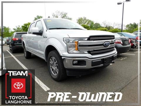 2019 Ford F-150 for sale in Langhorne, PA