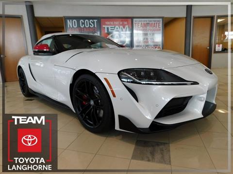 2020 Toyota GR Supra for sale in Langhorne, PA