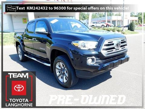 2019 Toyota Tacoma for sale in Langhorne, PA