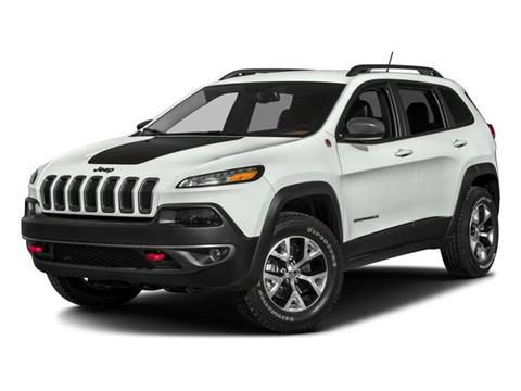 2016 Jeep Cherokee for sale in Langhorne, PA