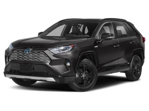 2020 Toyota RAV4 Hybrid for sale in Langhorne, PA