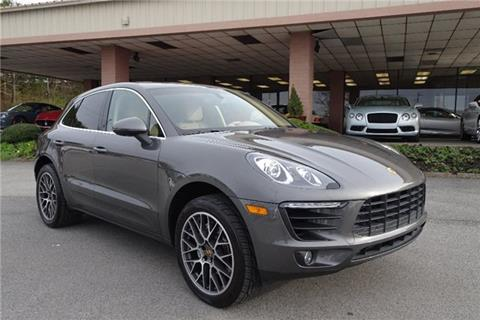 2016 Porsche Macan for sale in Knoxville, TN