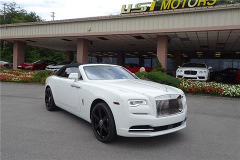 2016 Rolls-Royce Dawn for sale in Knoxville, TN