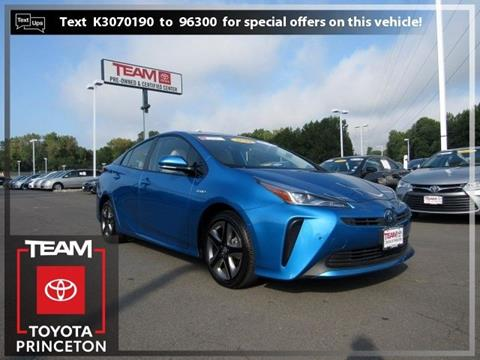 2019 Toyota Prius for sale in Lawrenceville, NJ