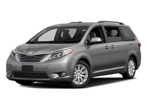 2017 Toyota Sienna for sale in Lawrenceville, NJ
