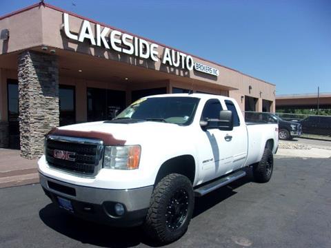 2011 GMC Sierra 3500HD for sale in Colorado Springs, CO